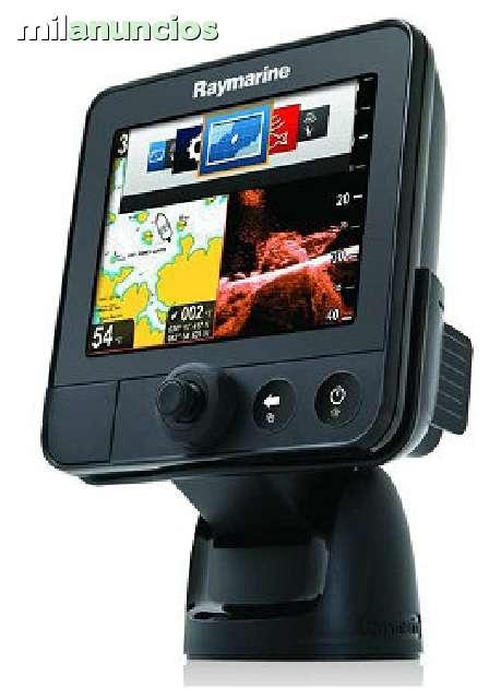GPS PLOTTER SONDA RAYMARINE DRAGONFLY 5 - foto 1
