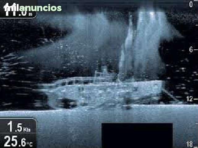 GPS PLOTTER SONDA RAYMARINE DRAGONFLY 5 - foto 2