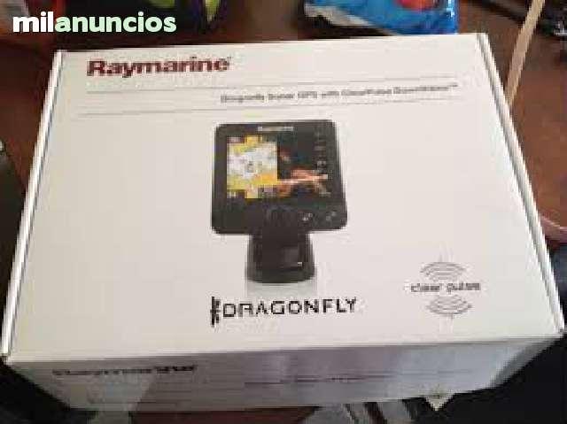 GPS PLOTTER SONDA RAYMARINE DRAGONFLY 5 - foto 4