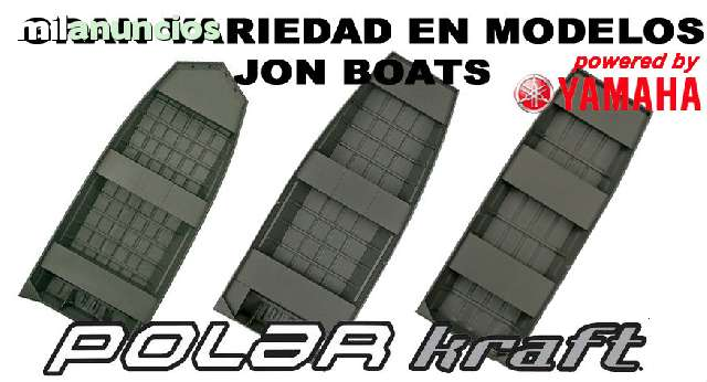 JON BOAT POLARKRAFT MV 1648 - foto 2