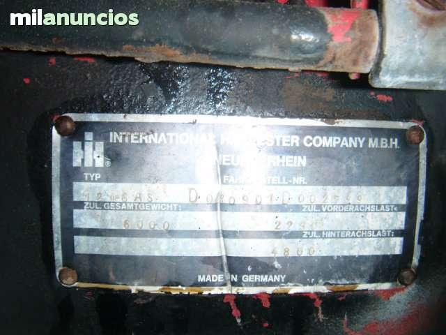 TRACTOR CASE INTERNACIONAL 1246 A - foto 5