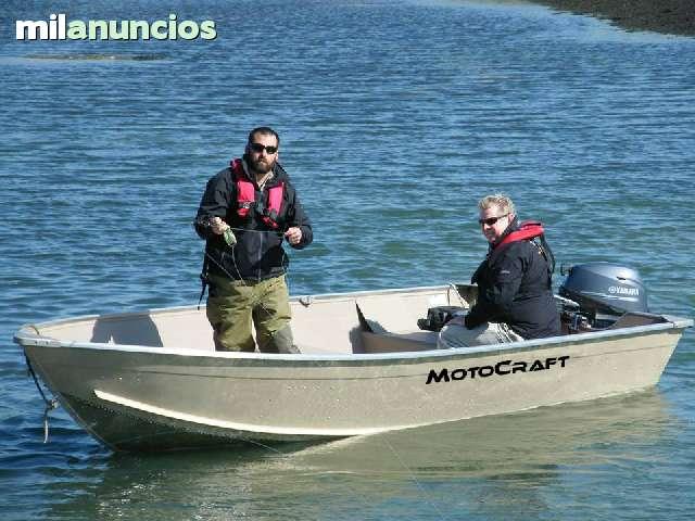 MOTOCRAFT FISH XL + MERCURY 15 CV - foto 1