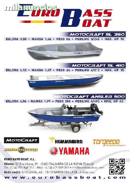 MOTOCRAFT FISH XL + MERCURY 15 CV - foto 6