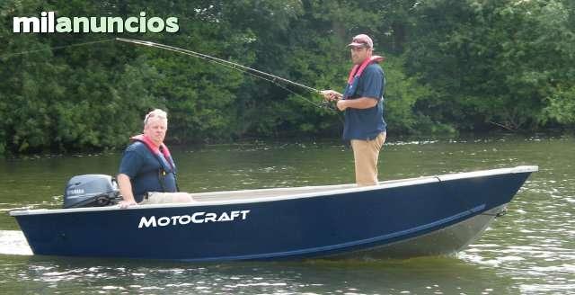 MOTOCRAFT FISH XL + MERCURY 15 CV - foto 8