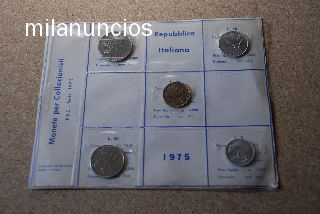 Set De Liras Italianas 1975