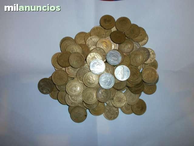 Se Vende Lote De Monedas De 1 Pta