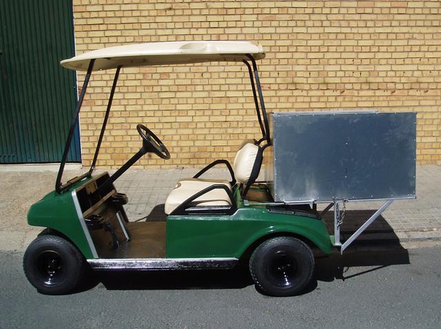 YAMAHA-CLUB CAR-EZGO - BUGGY  GOLF - foto 2