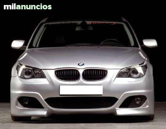 KIT AERODINAMICO TUNING BMW SERIE 5 E60