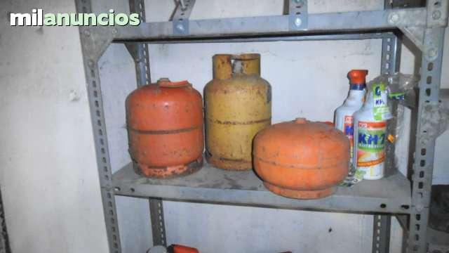 Bombonas Gas