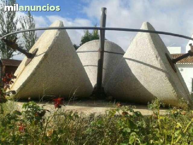 CONOS DE GRANITO GRIS QUINTANA