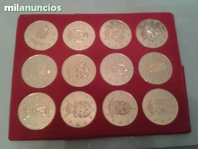 Monedas Medallas