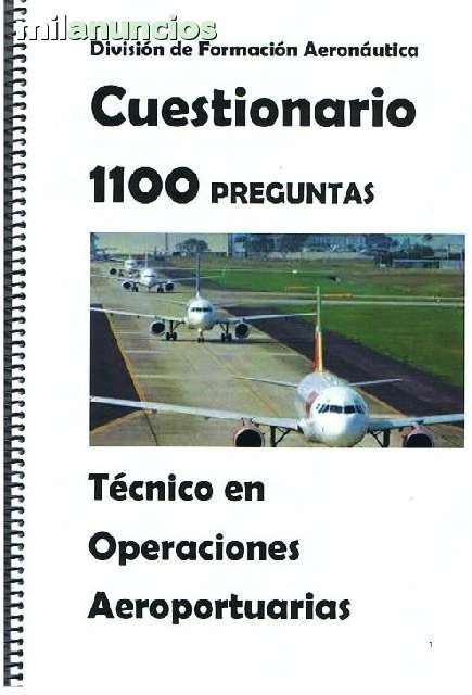 TECNICO EN OPERACIONES AEROPORTUARIAS - foto 1