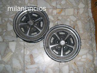 DODGE 3700 GT JUEGO CUATRO LLANTAS - foto 1