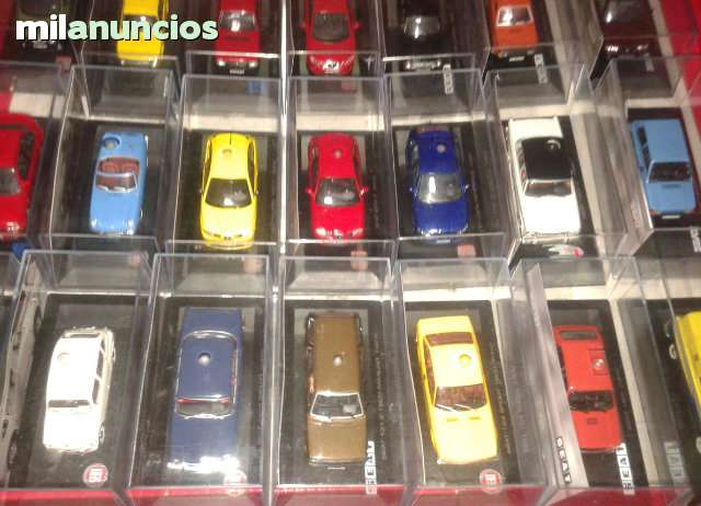 Coches Seat Altaya 1.43