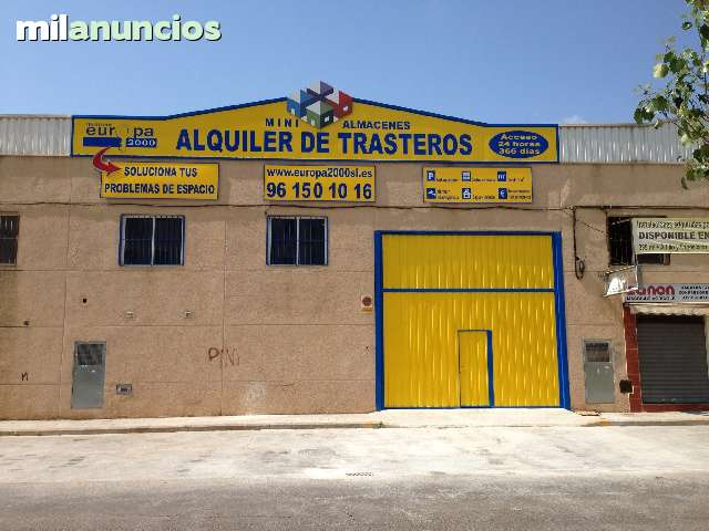 ALQUILER DE TRASTEROS - foto 2