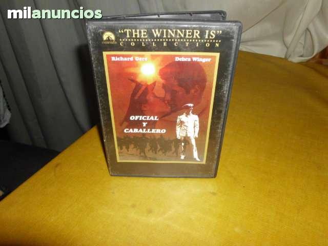 DVD OFICIAL Y CABALLERO