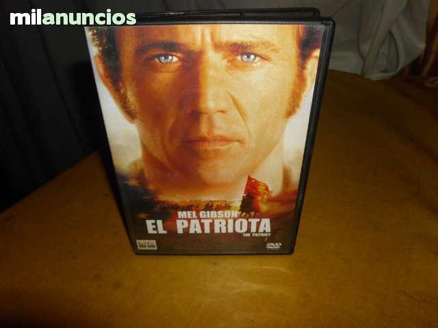 DVD EL ULTIMO PATRIOTA