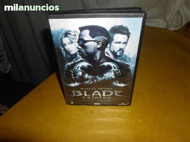 DVD BLADE TRINITY