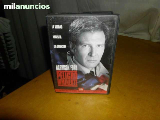 DVD PELIGRO INMINENTE