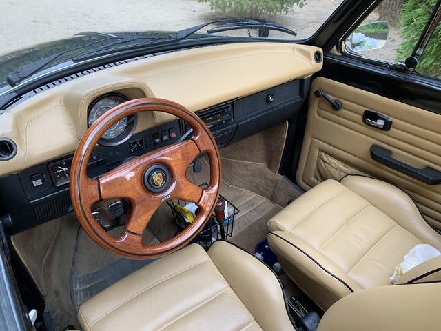 ALQUILER VW ESCARABAJO CABRIO 1973 BODAS - foto 6