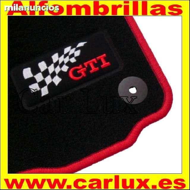 ALFOMBRAS ALFOMBRILLAS VW GOLF GTI SPORT