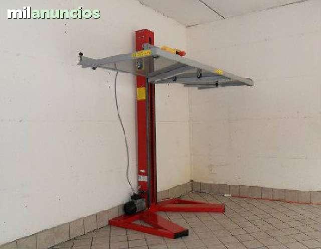 ELEVADOR MOTOS PARA GARAJE - foto 2