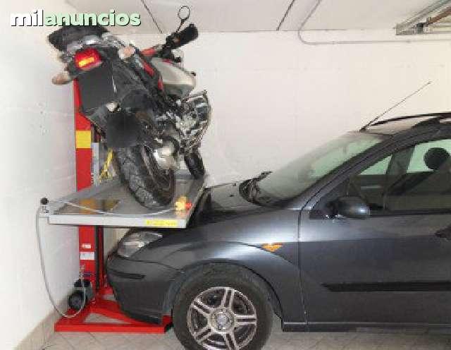 ELEVADOR MOTOS PARA GARAJE - foto 3