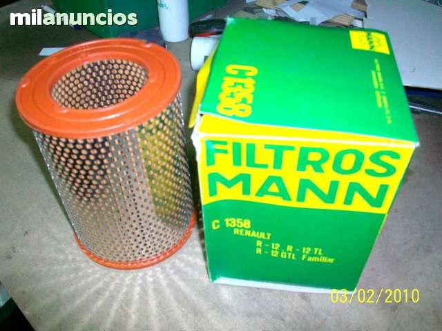 FILTRO AIRE RENAULT R12, R12 TL Y GTL