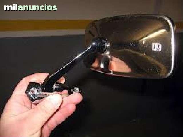 RETROVISORES CROMADOS PARA SEAT 600