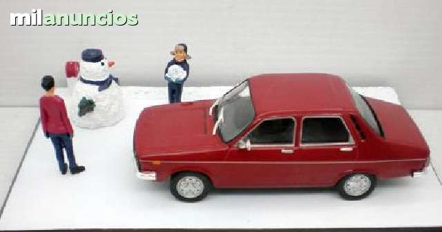 Renault 12  Escala 1: 43 En Su Caja
