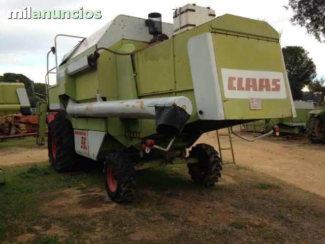 CLAAS COSECHADORA DOMINATOR 96 H - foto 1