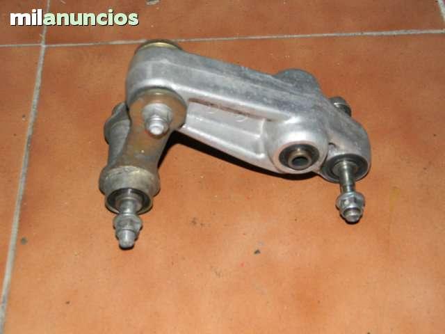 BIELETAS AMORTIGUADOR HONDA CBR600F87-90