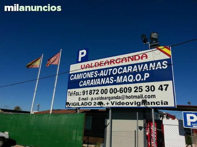 PARKING CARAVANAS Y AUTOCARAVANAS - foto 2