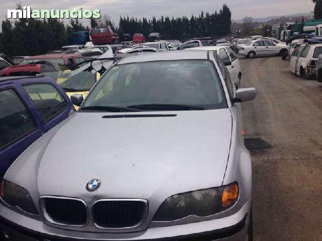 DESPIECE COMPLETO DE BMW E46 320 DIESEL