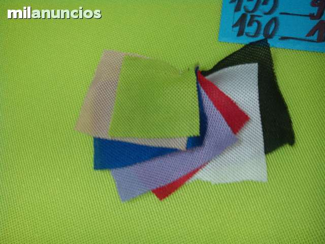 BASES TAPIZADAS EN MALLA 3D - foto 3