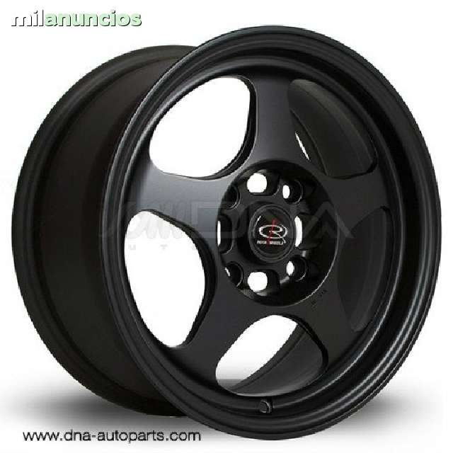 LLANTAS ROTA SLIPSTREAM EN 15, 16 Y 17