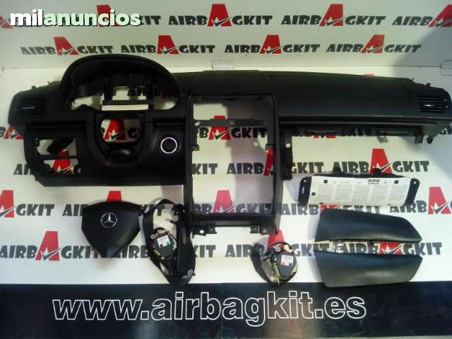 KIT AIRBAGS MERCEDES CLASE A W169 04-13