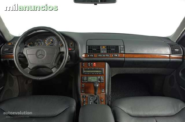 KIT AIRBAGS MERCEDES CLASE S 1992-1998