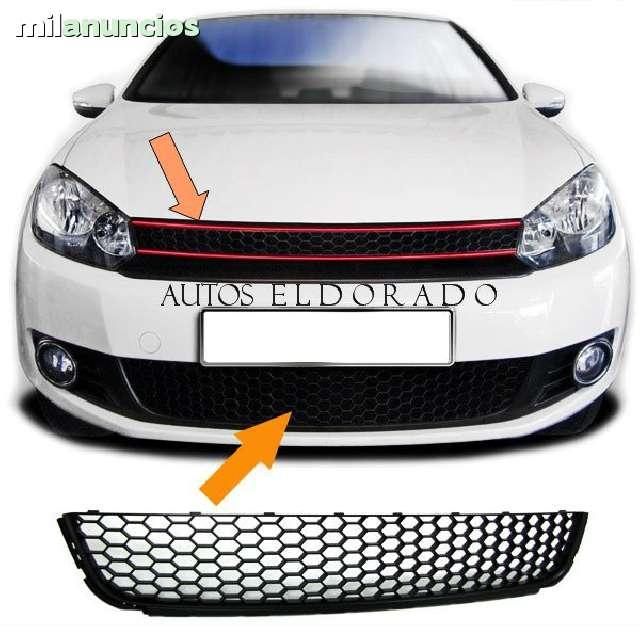 PARRILLAS Y REJILLAS VW POLO Y GOLF 5 6