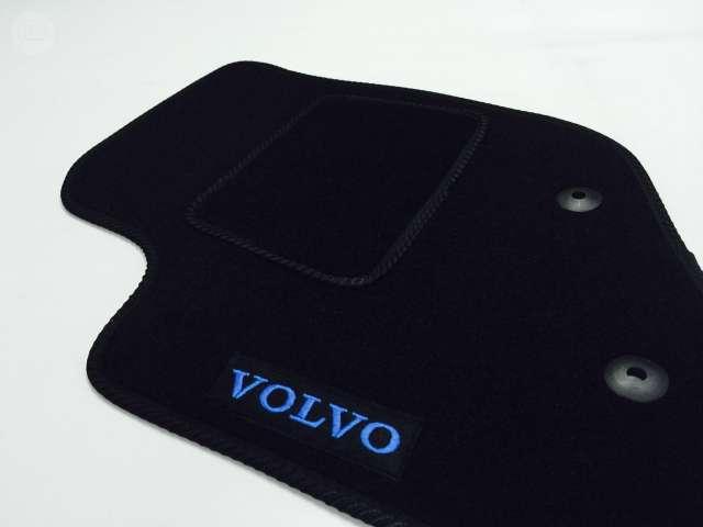 Rey Alfombrillas/® a Medida Logo Alfombrillas Volvo S40 2004-2012