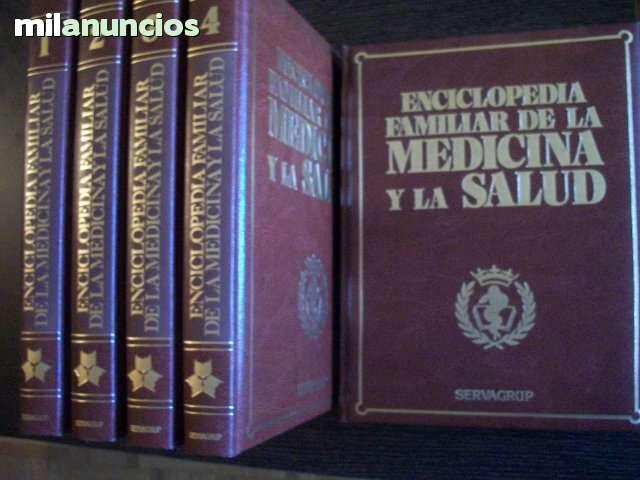 ENC. FAMILIAR MEDICINA Y SALUD (6 VOL)