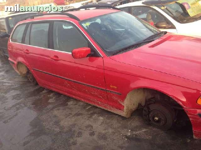 DESPIECE COMPLETO DE BMW E46 325I MANUAL
