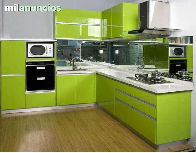 Precios de modulos de cocina affordable muebles cocina for Precios muebles de cocina a medida