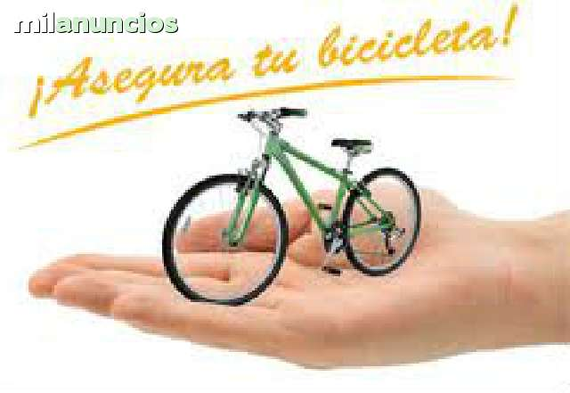 SEGUROS DE BICICLETA - foto 1