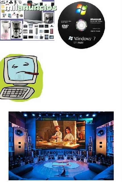 REPARACION PC, WIN 7HIFI, A DOMICILIO BCN,