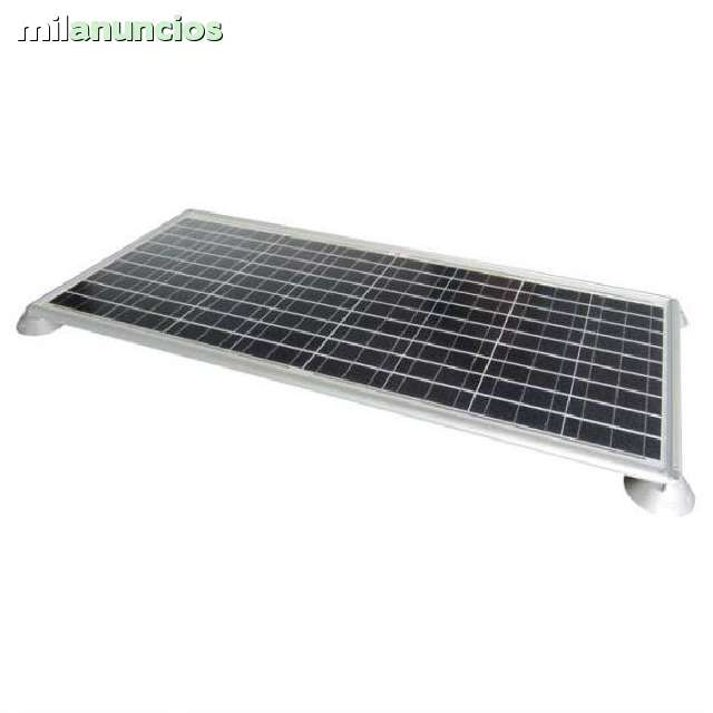 PLACA PANEL SOLAR - KIT 75 WATIOS 6. 25 AMP