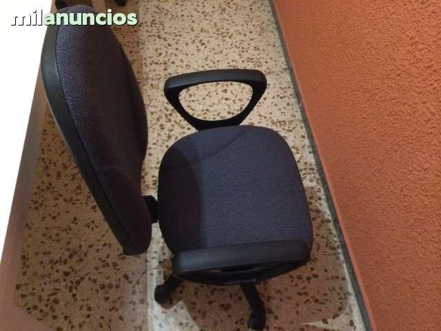 SILLAS DE OFICINA BUENAS DE SEGUNDA MANO - foto 3