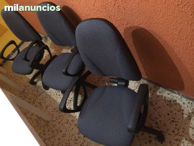 SILLAS DE OFICINA BUENAS DE SEGUNDA MANO - foto 6