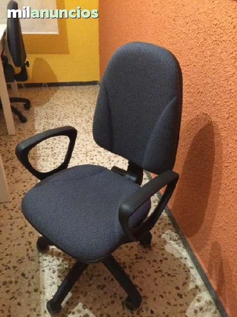 SILLAS DE OFICINA BUENAS DE SEGUNDA MANO - foto 1