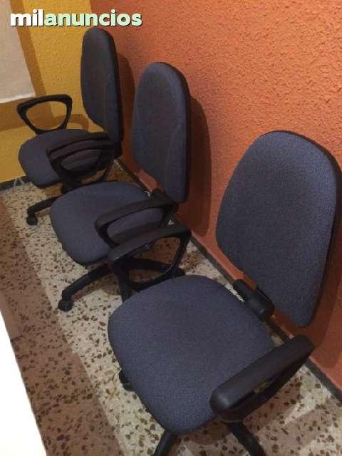 SILLAS DE OFICINA BUENAS DE SEGUNDA MANO - foto 5